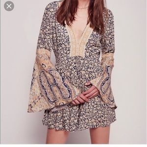Free People Dresses - Free People Once Upon a Summer Romper